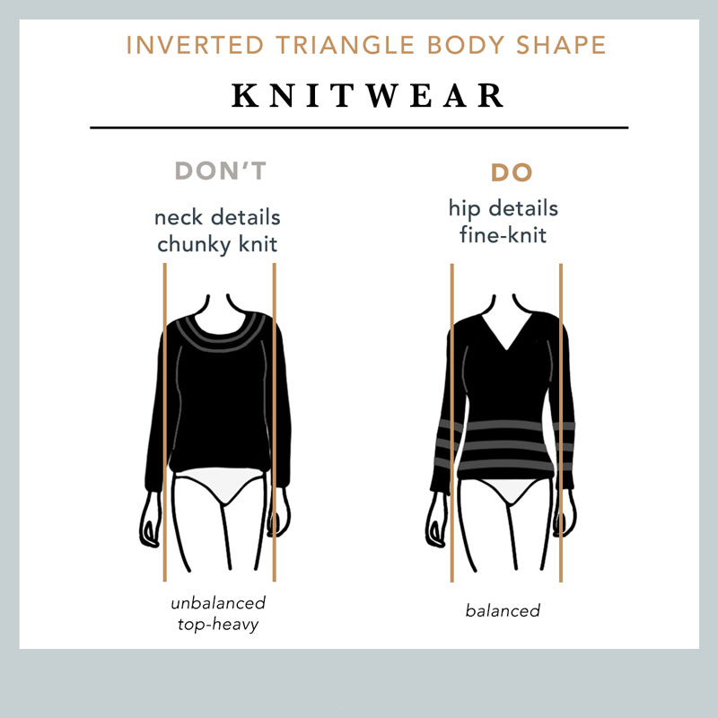 silueta-triunghi-inversat-pulovere